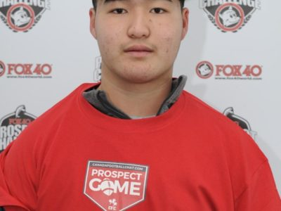 DT Zheng has one goal in mind – get to the next level