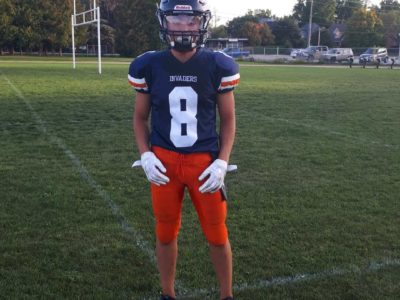 DB Laporte-Nontell enjoys being a positive influence