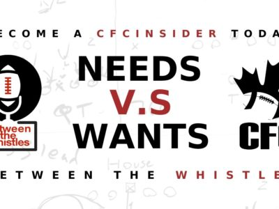NEEDS V.S WANTS | Between the Whistles Podcast S2 E1