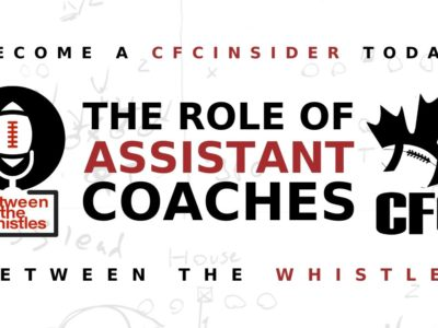 The role of the Assistant Coaches | Between the Whistles Podcast S2 E2