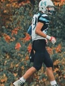 Father's NCAA roots help DB Nayfeh find his path in football