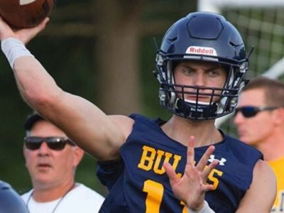 CFC100 QB Veilleux continues his rise with two massive Power 5 offers