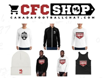 Visit the SHOP for exclusive CFC merchandise
