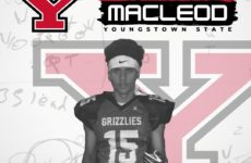 CFC100 REC Macleod announces NCAA commitment