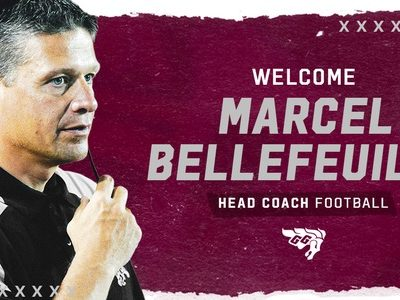 Gee-Gees welcome Marcel Bellefeuille as head coach