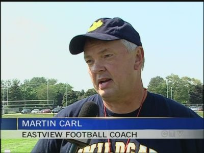 OBIT: Eastview SS coach Martin Carl passes
