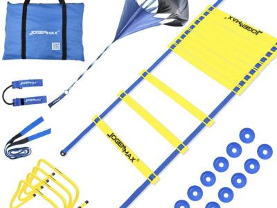 Product Tips: Agility training kits for home (Ladders, cones, parachute)