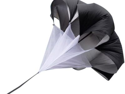 Product Tips: Speed/resistance parachutes for training at home