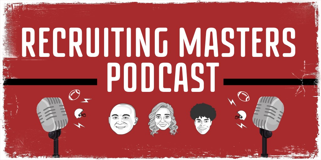 Introducing the new NCAA guru to our team | Recruiting Masters Podcast Ep 46 (EXCLUSIVE)