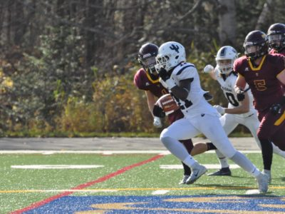 RB Paul out to break records at Collège Notre-Dame