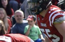 Pre-game meals form special bond for LB Bosc