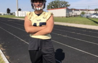 St. Benedict LB Nahhab determined to win championship
