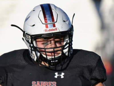 OT Maddigan can't wait to get back with his football family