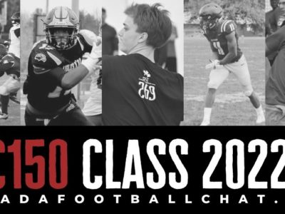 CFC150 Class 2022 Newcomers Analysis PART 2 | Recruiting Masters Podcast Ep 50 (EXCLUSIVE)