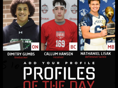 Profiles of the Day | October 14th