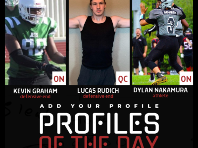 Profiles of the Day | October 15th