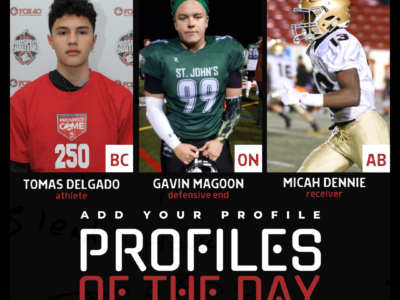 Profiles of the Day | October 27th