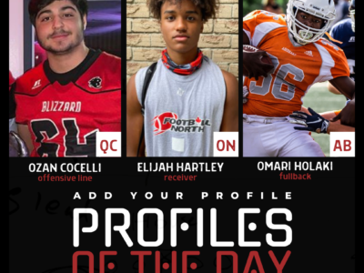 Profiles of the Day | October 29th