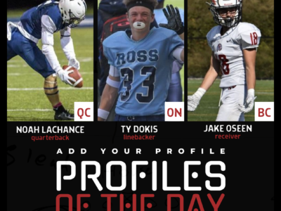 Profiles of the Day | October 13th