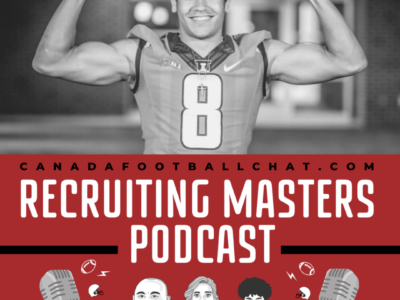 5 NCAA Canadians to watch on Saturday | Recruiting Masters Podcast Ep 54