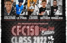 CFC150 Class 2022 2nd Edition PLAYER RANKINGS