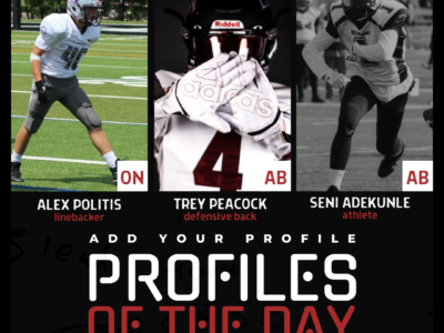 Profiles of the Day | November 4th