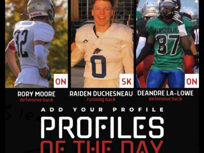 Profiles of the Day | November 5th