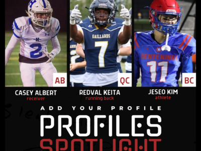 Profiles Spotlight | November 16th