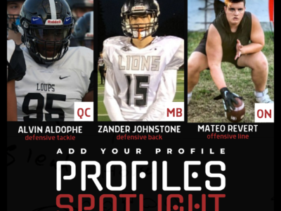 Profiles Spotlight | November 26th