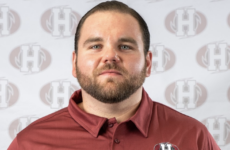 Owen MacWilliams new head coach of football Hurricanes at Holland College