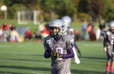 Grind doesn't end for DB Smith with first high school game on hold