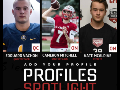 Profiles Spotlight | December 2nd