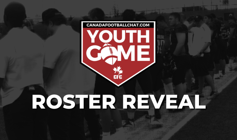 2020 CFC Youth Game ROSTER REVEAL