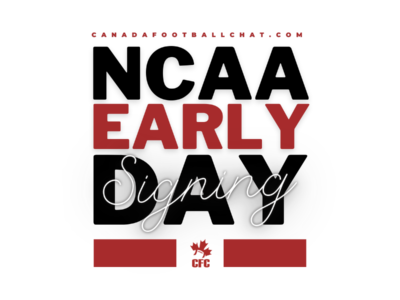 NCAA Early Signing Day 2020 Tracker (21 COMMITS)