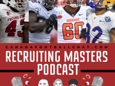 5 Canadians earning their NCAA stripes | Recruiting Masters Podcast Ep 57