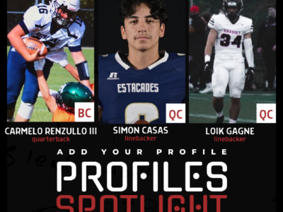 Profiles Spotlight | January 16th