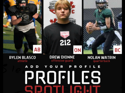 Profiles Spotlight | January 19th