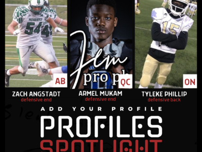 Profiles Spotlight | January 20th