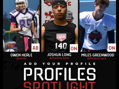 Profiles Spotlight | January 22nd