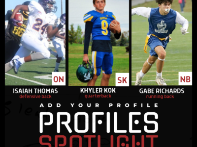 Profiles Spotlight | January 25th