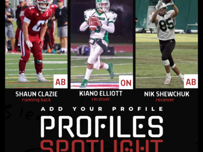 Profiles Spotlight | January 26th