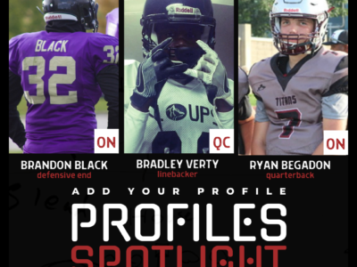 Profiles Spotlight | January 4th