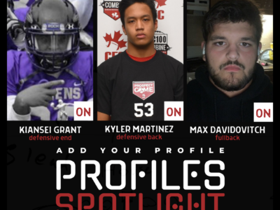 Profiles Spotlight | January 5th
