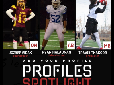 Profiles Spotlight | January 7th