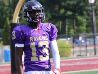 Windsor Lancers Commit ATH Justin Amoah is Embracing the Next Step