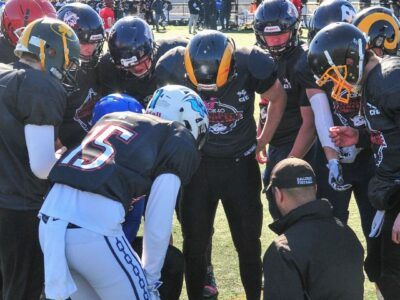 Recruiting Tip: Does body language matter when at a camp/combine and how should I introduce myself?