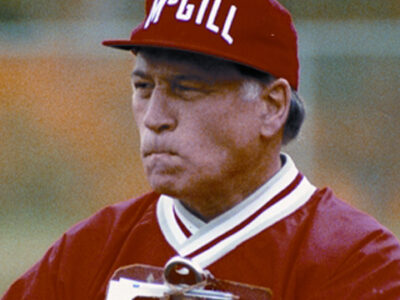 WOLFE: Charlie Baillie … One of the Canadian coaching legends?