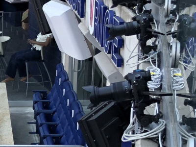 4D Replay has been Used in a Recent Canadian Football Game