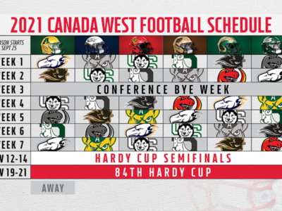 PRESS RELEASE: CanWest Conference action returns September 25