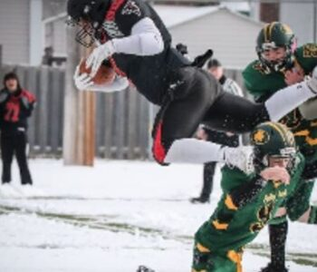 Mississauga Combine Spotlight: Nothing can hold back small town RB Robertson